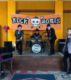 Contratar Rock Bones, La Banda De Peter Punk (011-4740-4843) O Al (011-2055-4218)