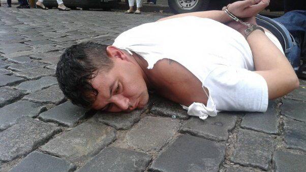 Liberaron Al Ladrn Que Captur El Actor Gerardo Romano Christian Manzanelli Representante Artistico