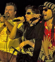 The Pirata´s – Tributo A Los Autenticos Decadentes