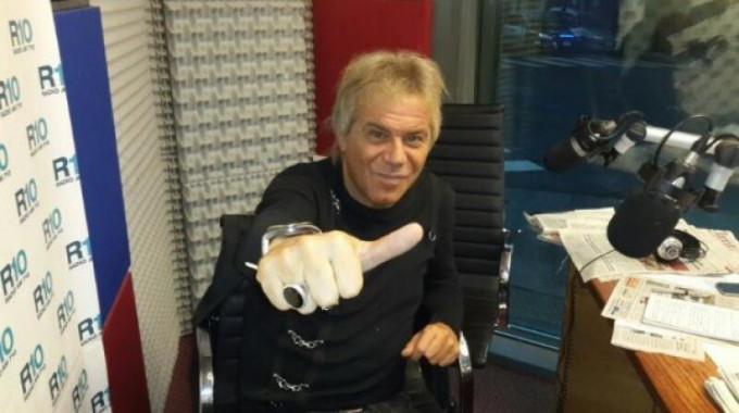 Beto Casella Debut En Radio 10 Christian Manzanelli Representante Artistico