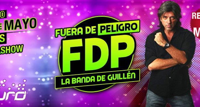 Gustavo Guillen Y Su Banda Fuera De Peligro Contrataciones Christian Manzanelli Representante Artistico 4740 4843
