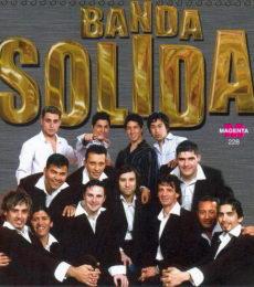 Contratar Banda Solida (011-4740-4843) O Al (011-2055-4218)