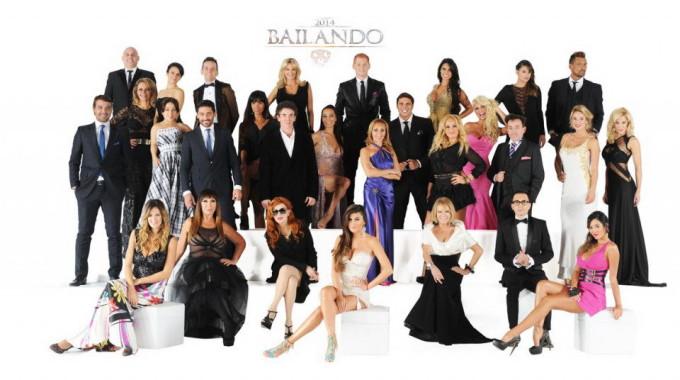 Los Personajes Del Bailando 2014 Contrataciones 4740 4843 Christian Manzanelli Representante Artistico