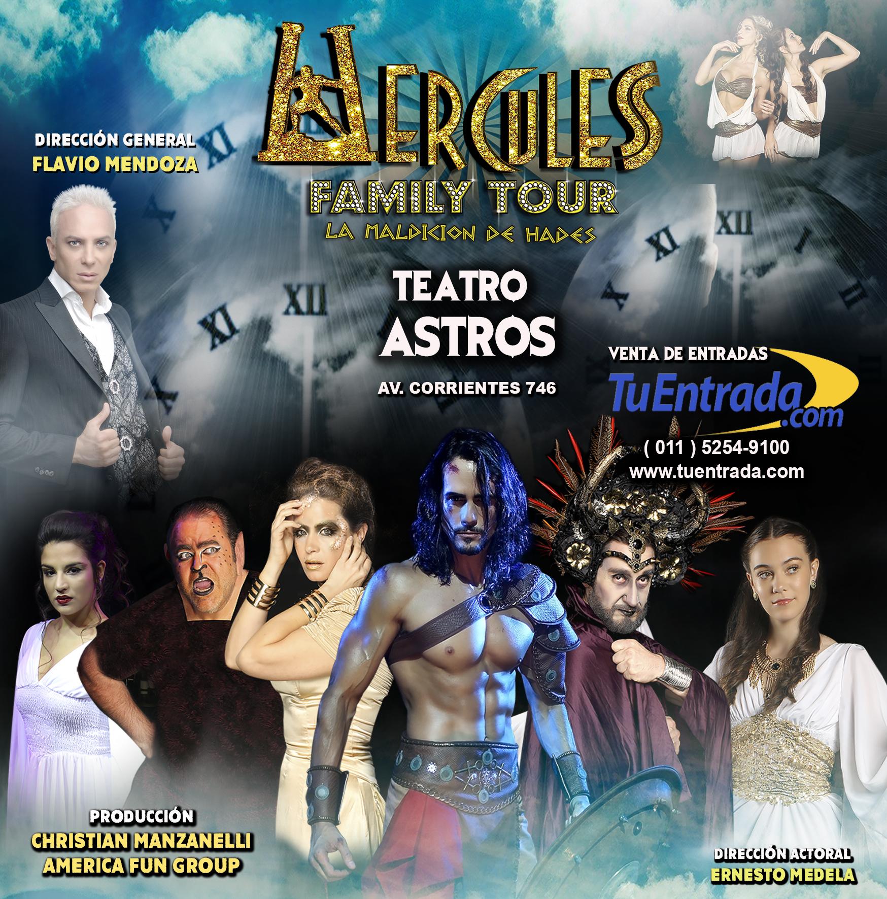 Hercules Family Tour