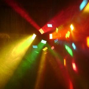 Alquiler De Iluminacion En Christian Manzanelli Producciones 10