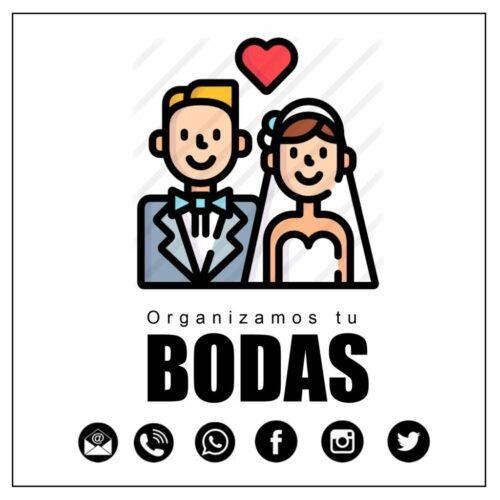 organizacion de bodas en christian manzanelli producciones